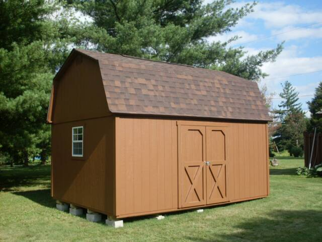 Outdoor wood project plans free pre built sheds ohio for Pre built sheds