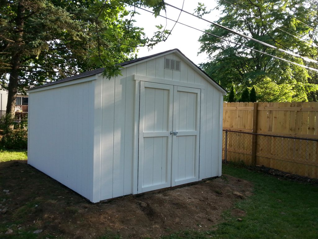 Gable style sheds for Gable style shed